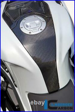 Ilmberger Carbon Fibre Fuel Tank Centre & Battery Cover BMW K1200S Ex Display