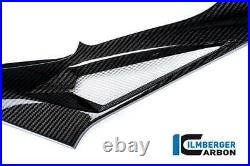 Ilmberger GLOSS Carbon Fibre Fuel Tank Left Right Trim Panels BMW S1000RR 2015