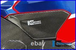 Ilmberger GLOSS Carbon Fibre Left Right Lower Tank Covers Honda CBR1000RR 2017
