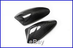 KAWASAKI ZX-10R 2011-2020 Carbon Fiber Tank Sliders Protectors in TWILL GLOSS