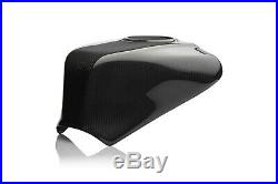KAWASAKI ZX-10R 2011-2021 Carbon Tank Shroud Twill Gloss 100% Carbon