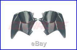 Kawasaki Ninja H2 SX/SE PLUS Carbon Fiber Front Tank Covers/Shround TWILL