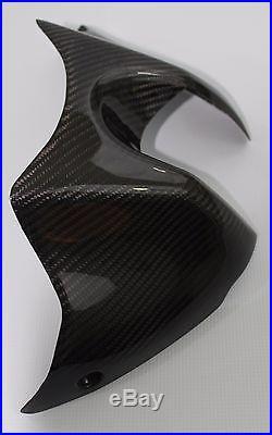 Kawasaki Z1000 2010-2013 Tank Cover Carbon Fiber