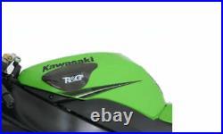 Kawasaki ZX6-R ZX6R 2009-2019 R&G Racing Carbon Fibre Tank Sliders TS0011C