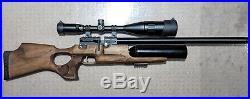 Kral Arms Puncher Jumbo  22 PCP + Air Venturi LE Carbon