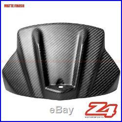 MATTE 2015-2019 RSV4 RR/RF Gas Tank Airbox Front Cover Fairing Cowl Carbon Fiber