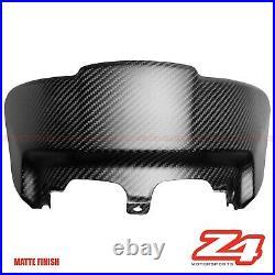 MATTE 2015-2019 S1000XR Lower Gas Tank Seat Cover Cowling Fairing Carbon Fiber