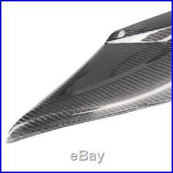 Motor Tank Side Cover Panel Fairing Carbon Fiber For Honda CBR600RR F5 2005-2006