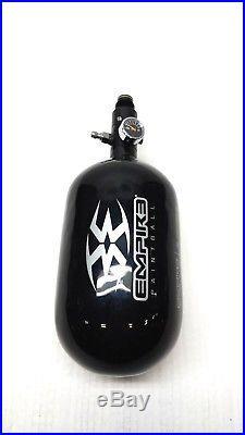 NEW OPEN BOX Empire 68/4500 Carbon Fiber Paintball Tank with Regulator (54)