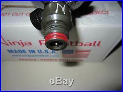 NIB Ninja SL Carbon Fiber Air Tank HPA 68/4500 Paintball / Airsoft
