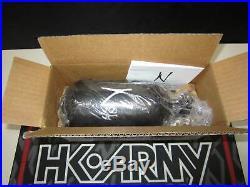 NIB Ninja SL Carbon Fiber Air Tank HPA 77/4500 Paintball / Airsoft G. SMOKE