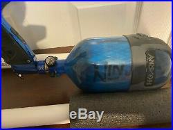 NINJA LITE CARBON FIBER AIR TANK 68/4500 With PRO V2 ULTRALITE REGULATOR SE TR