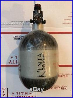 Ninja 50/4500 Carbon Fiber Tank