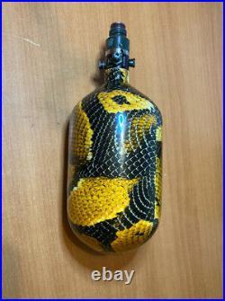Ninja 68/4500 Snake Skin Carbon Fiber Tank Slp Pro V2