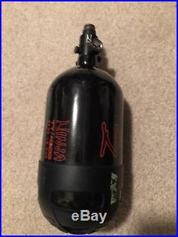 Ninja Air SL77 Superlite Carbon Fiber HPA Paintball Tank 77/4500