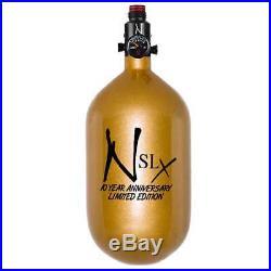 Ninja Carbon Fiber HPA Tank 68/4500 SLX 10th Anniversary Gold