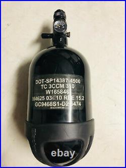 Ninja Carbon Fiber Tank 68/4500 withRegulator