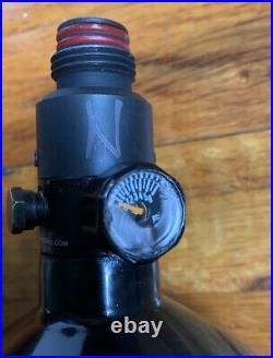 Ninja Paintball Sl Carbon Fiber Air Tank 68/4500 Great Shape
