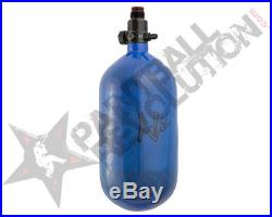Ninja Paintball Super Lite SL 77CI 4500PSI Carbon Fiber Tank 77/4500 Blue