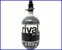 Ninja Rival 68/4500 Carbon Fiber Air Tank Grey