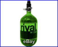 Ninja Rival 68/4500 Carbon Fiber Air Tank Lime