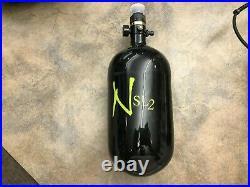 Ninja SL2 77/4500 psi withSLP regulator Carbon Fiber Compressed Air Tank