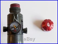 Ninja SL2 Carbon Fiber Air Tank NSL2 68/4500 With Regulator Gunsmoke Color