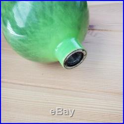 Ninja SL2 Lime Carbon Fiber Paintball Air Tank 68 Bottle Only