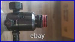 Ninja compressed air tank 68ci/4500psi carbon fiber gray