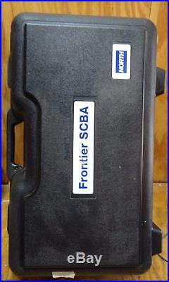 North Frontier Model Scba With Carleton Carbon Fiber 4500 Psi Tank