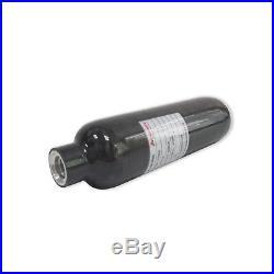 PCP 0.35L CE 300Bar Carbon Fiber Cylinder Paintball Tank thread 5/8-18unf