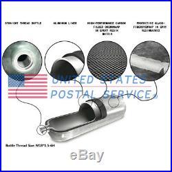 PCP Airguns 3L CE 4500Psi Carbon Fiber Tank SCBA Cylinder For Medical Breathing