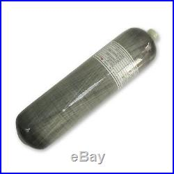 PCP Rifle 3L CE 4500psi High Pressure Carbon Fiber Gas Cylinder SCBA Tank