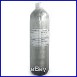Paintball Fire 1.1 Liter 4500Psi Carbon Fiber Air Tank PCP Bottle Mfr 2019