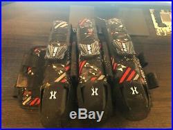 Paintball gear lot, Dye Rotor R-2, Dye i5 mask, Empire carbon fiber tank, hk pod