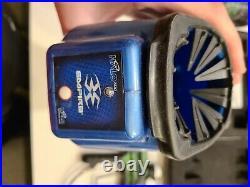 Planet Eclipse Etek 4 LT Paintball Marker Carbon fiber tank Halo Too hopper