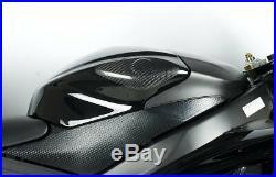 R&G Carbon Kevlar Tank Sliders For Yamaha YZF R6 2008-2016