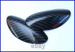 R&G Racing Carbon Fibre Tank Sliders to fit MV Agusta F3 800 2013-2014