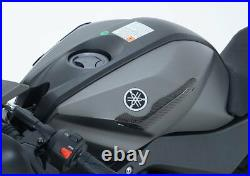 R&G Racing Carbon Fibre Tank Sliders to fit Yamaha YZF-R125 2008-2014