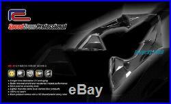 RC Carbon Fiber Gas Fuel Tank Seat Side Fairing Panel BMW HP4 S1000RR 2009-2014