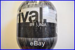 Rival Ninja Paintball Carbon Fiber Air Tank 50/4500 2019