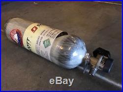 Scott 4500 PSI 30 Minute Carbon Fiber SCBA 30min Bottle Cylinder Tank 30 min