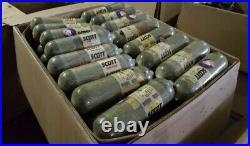 Scott 4500PSI 45MIN SCBA Carbon Fiber Bottle Tank Cylinder 2010 No Valve