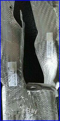 Shift-Tech Ducati 848/1198/1098/1098R Tank-Side Panels Gloss Carbon # ST006