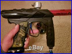 Smartparts mechanical Ion and Ninja carbon fiber tank with GXG mask