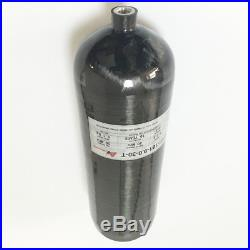 Softgun 9L 4500Psi Carbon Fiber Air Cylinder 2018 SCBA PCP Tank Thread M181.5