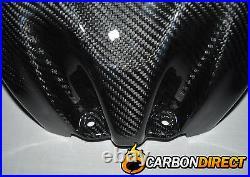 Suzuki Gsxr 1000 100% Carbon Fibre Front Tank Cover Panel 2009 2016 Gsxr1000