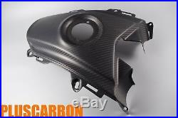Tank Guard Ducati Hypermotard Hyperstrada 821 939 Tank Cover Carbon Fiber Matt