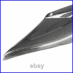 Tank Side Fairing Panel Covers For Honda CBR600RR F5 2005 2006 Carbon Fiber