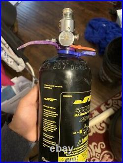 Tippman Crossover professional refurb + BONUS Carbon fiber barrel, JT CO2 tank